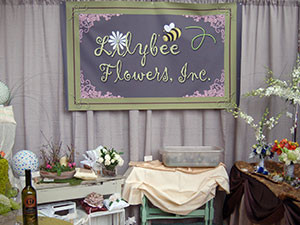Bridal Show Booth 2010